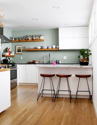 Vert Gris 27 Facons De L Adopter Dans Votre Interieur