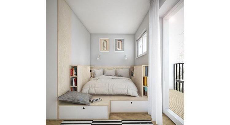 ranger sa petite chambre