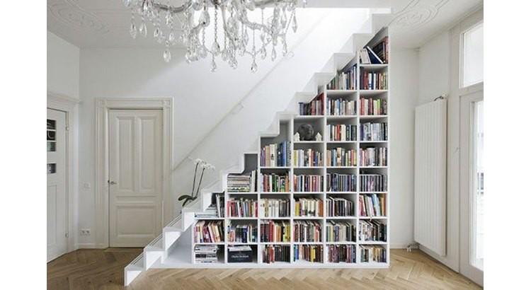 pour ranger ses livres et magazines