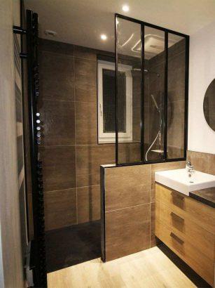 Petite Salle De Bains Sans Fenetre 20 Idees Pour L Amenager