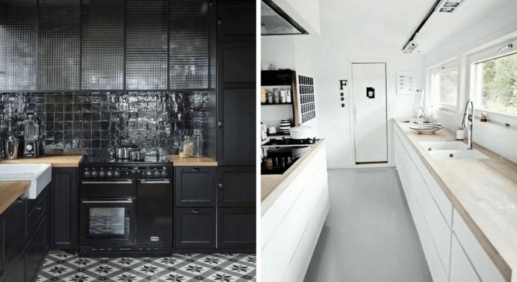 cuisine noire ou blanche la battle en