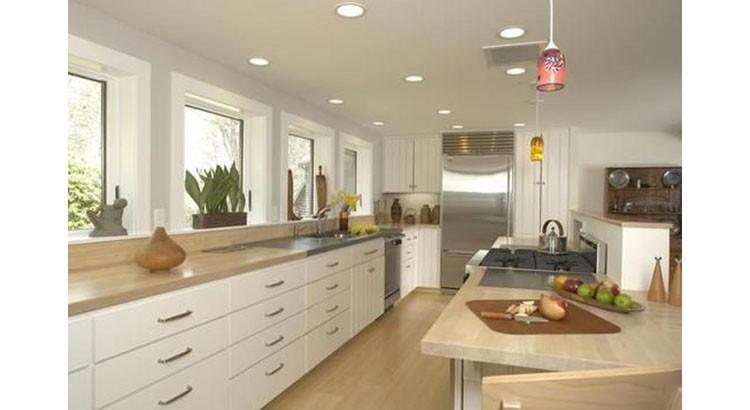inspiration 15 cuisines sans meuble haut