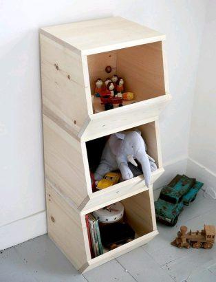 astuces pour ranger les jouets des enfants