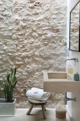 27 facons de decorer sa maison en pierre