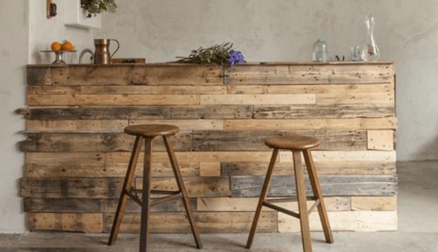 recyclage de palettes et caisses en bois