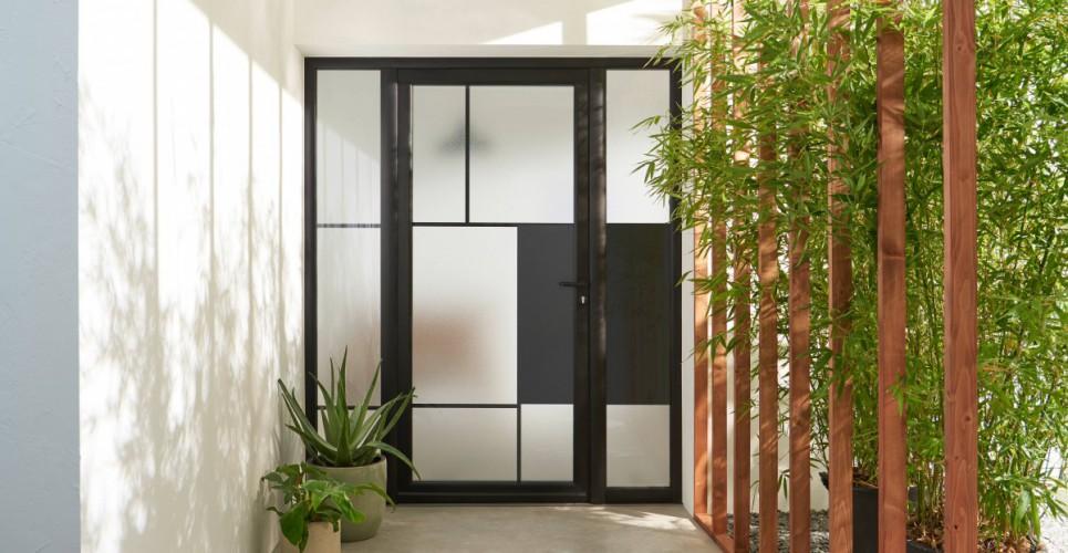 Les Prix Le Journal De La Maison 2021 Zoom Sur Ambroisine La Porte D Entree De Style Art Deco De Lapeyre