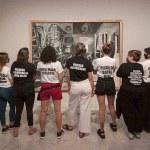 Barcelone, un happening contre « Picasso agresseur de femmes »