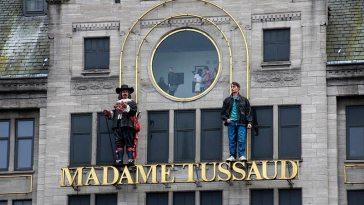 Madame Tussauds ouvre à Dubaï son premier musée dans le monde