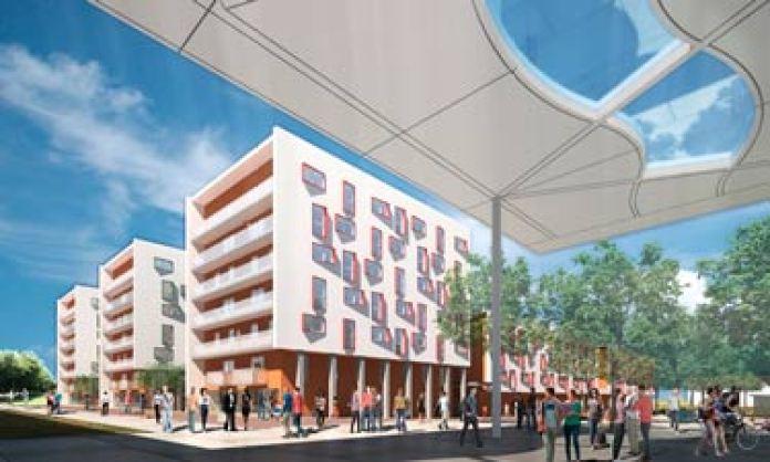 Les logements Habitat Jeunes de l'Université Jean-Jaurès