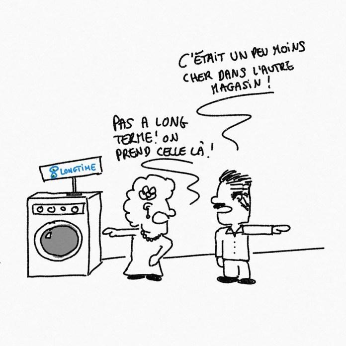 Label LongTime