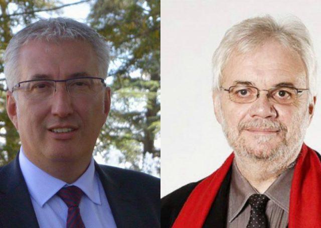 Actu politique Christophe Rivenq et Jean-Luc Gibelin