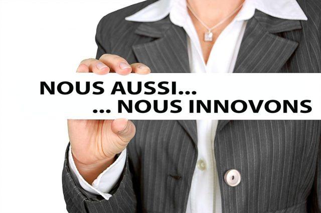 Femmes et innovation ©geralt