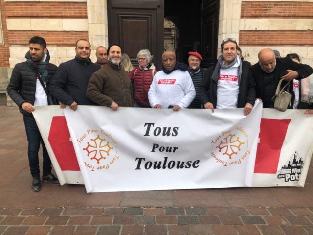 Tous pour Toulouse le mouvement politique pour les sans voix