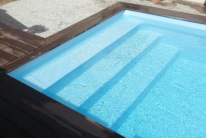 piscine bois avec escalier lekingstore