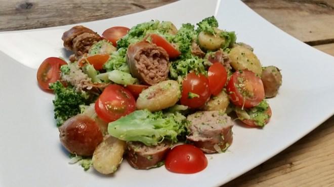 gnocchi broccoli tomaten