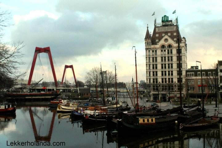 Viejo Puerto de Rotterdam