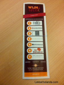 Ticket Ruta Culinaria Tilburg