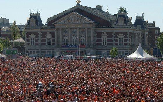 Fiestas en Amsterdam