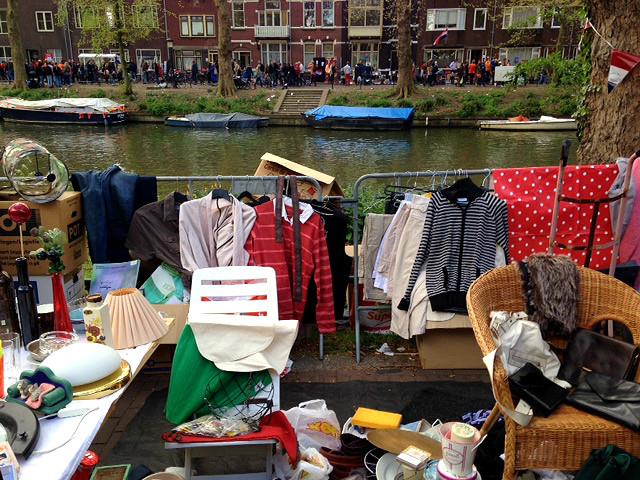 El día del Rey en Utrecht