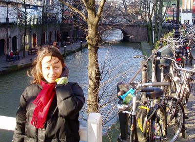 ENTREVISTA 9# LAURA DE CAMALEÓN TOURS EN HOLANDA