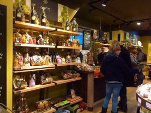 Aceite de oliva un delicatessen en Holanda