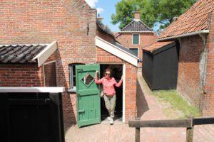 Visitar el Zuiderzee Museum de Enkhuizen