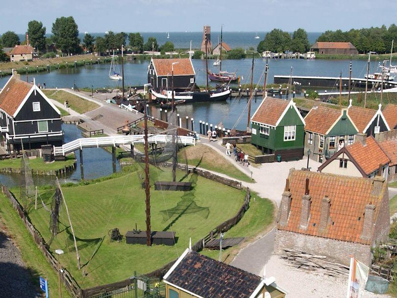 Una visita al Zuiderzee Museum