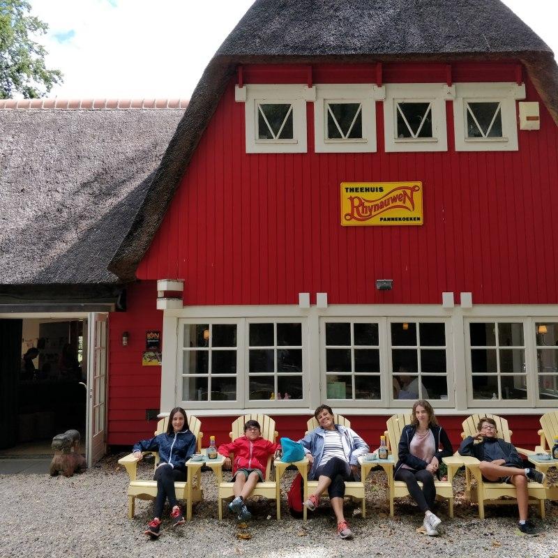 Intercambio casa vacaciones en Holanda