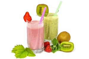smoothie afslank plan