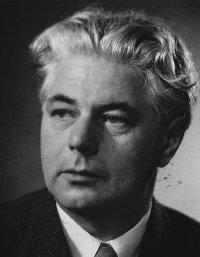Danmarks første kultus-minister, Julius Bomholt