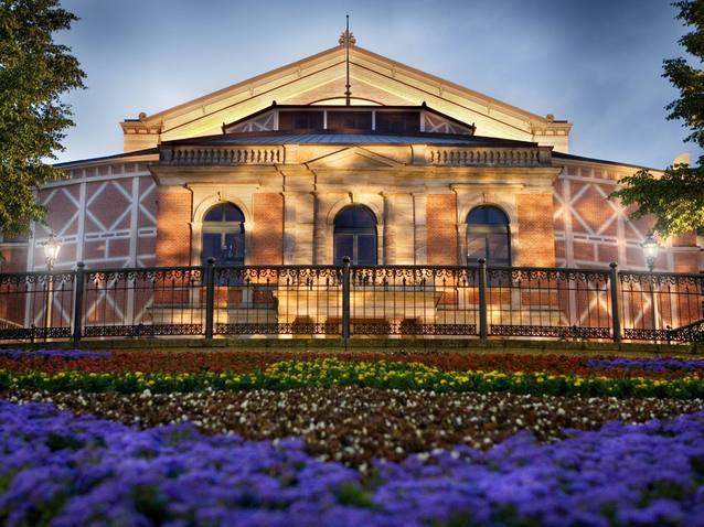 Palais du Festival Wagner de Bayreuth