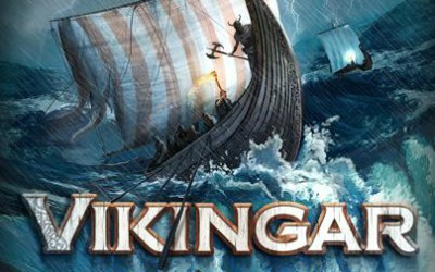 Kickstarter: Vikingar La Conquête des Mondes