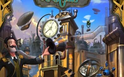 Kickstarter: City of Gears