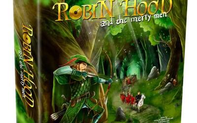 Kickstarter: Robin Hood & The Merry Men