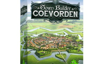 Kickstarter: Town Builder: Coevorden