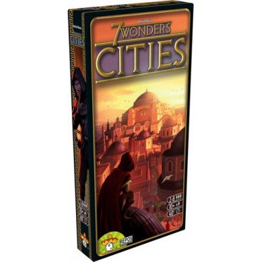 Test: 7 Wonders Cities