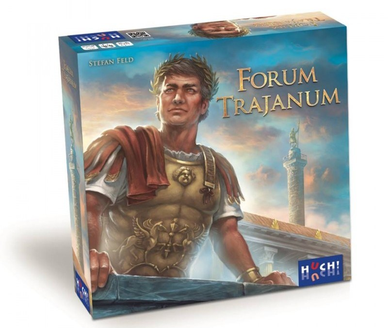 Test: Forum Trajanum