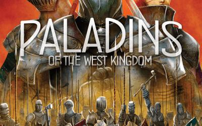 Kickstarter: Paladins du Royaume de l'Ouest