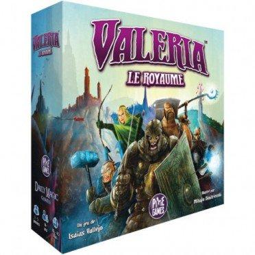 Test: Valeria Le Royaume