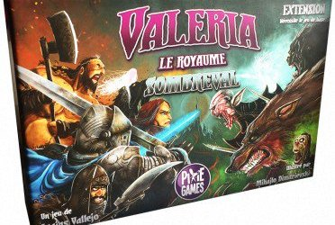 Test: Valeria extension Sombreval