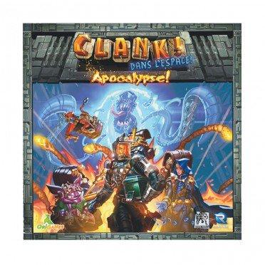 Test: Clank! Dans l'Espace Extension Apocalypse!