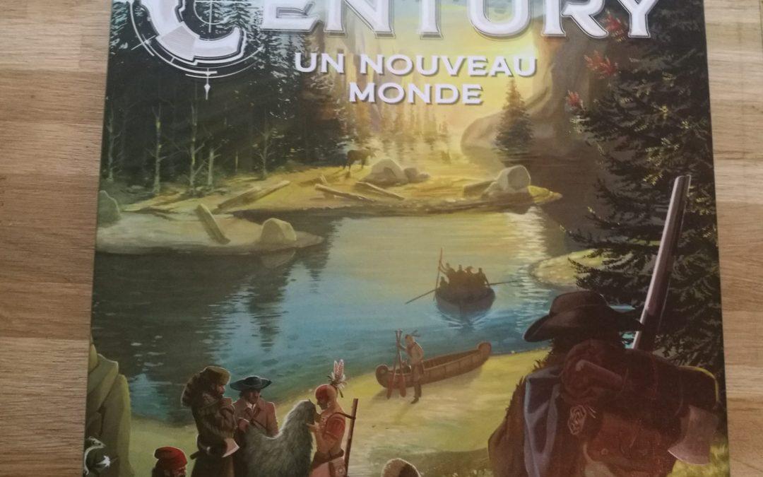 Test: Century Un Nouveau Monde