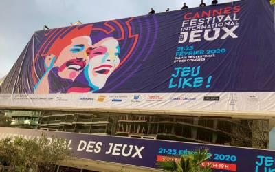 Récap: Festival International des Jeux 2020