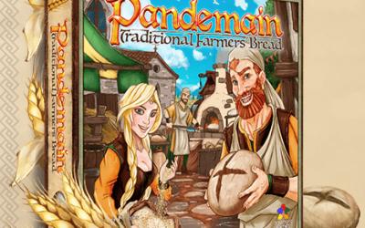 Kickstarter: Pandemain