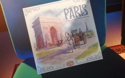 Kickstarter: Paris