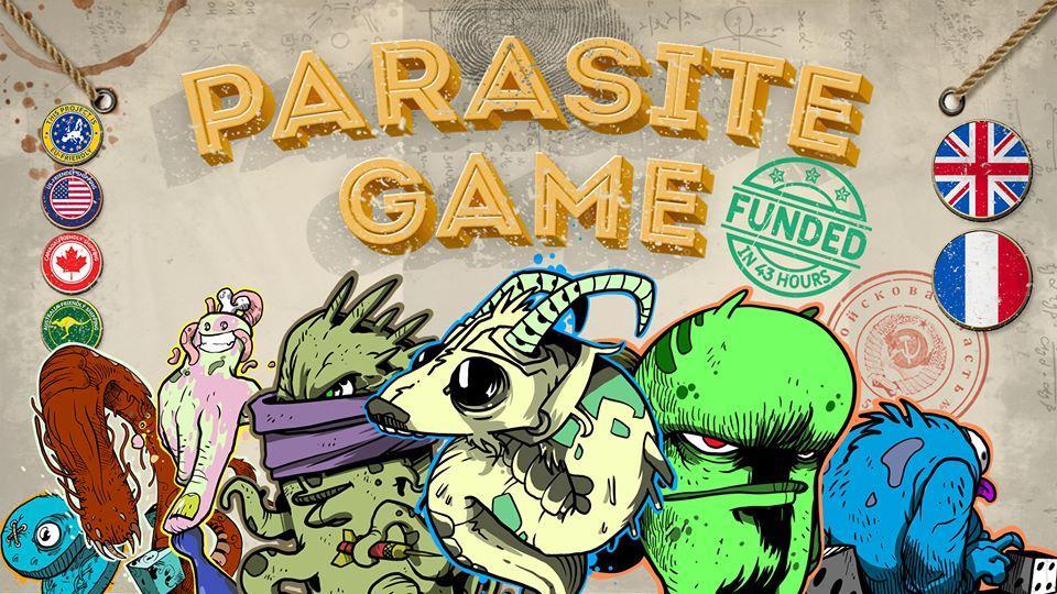 Kickstarter: Parasite Game