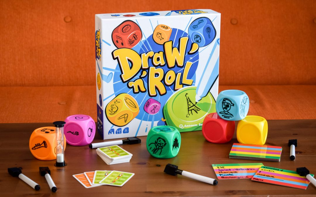 Test: Draw'N'Roll