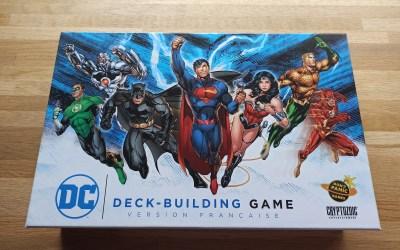 Test: DC Comics Deckbuilding
