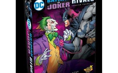 Test: DC Comics Deckbuilding – Rivals Batman vs. Joker