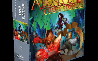 Test: Aeon's End Guerre Eternelle